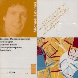 CD Musiques Nouvelles